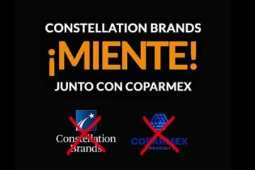Constellation Brands, la Odebrecht del Agua