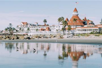 Coronavirus: Hotel Coronado en California cierra temporalmente