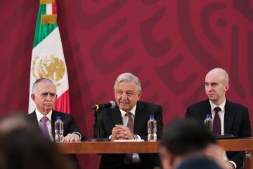 Presidente de México llega hoy a Tijuana y asegura no querer ver a...