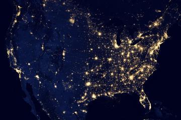Baja California apagará las luces por una hora esta noche
