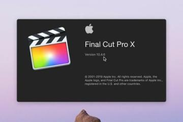 Apple te da Final Cut Pro X gratis por coronavirus