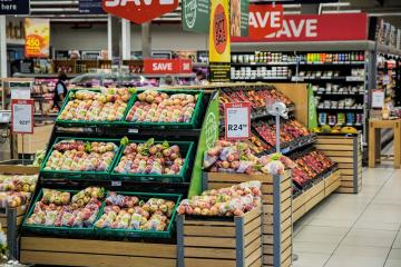 Revisa cuánto tiempo de espera hay en los supermercados de Tijuana...