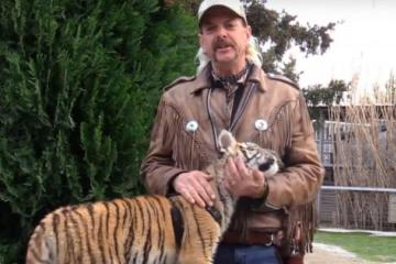 Joe Exotic de Tiger King puesto en cuarentena preventiva