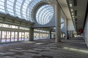 Convention Center será refugio durante pandemia