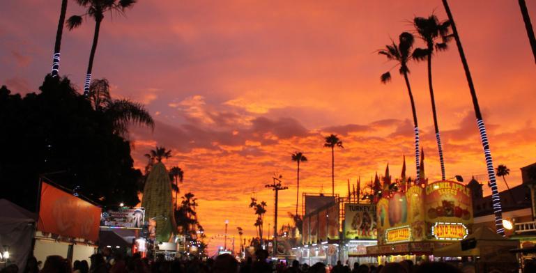 La Feria del Condado de San Diego sigue en pie