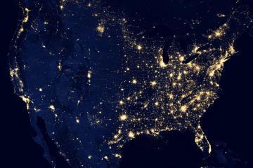 Estados Unidos registra 1,480 muertes por coronavirus en sólo día