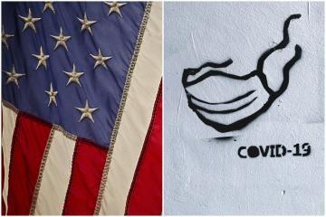 Estados Unidos supera los 300 mil casos de coronavirus