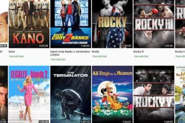 100 películas que puedes ver gratis en YouTube esta cuarentena