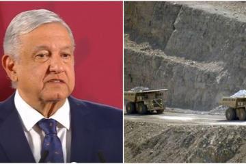 López Obrador frente a las mineras canadienses ¿ser o no ser?
