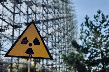 Inicia abril con aumento de radioactividad en Chernóbil