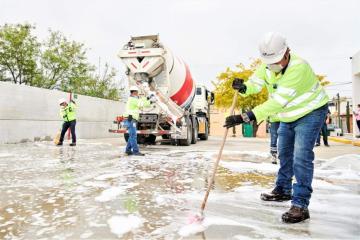 Programa de desinfección llega a espacios públicos de Tijuana