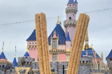 Disneyland revela la receta secreta para hacer sus famosos churros...