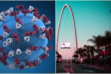 Tijuana continúa siendo la ciudad más afectada por coronavirus