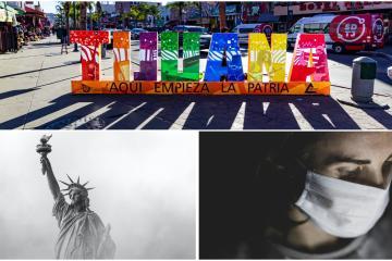 En cuestión del coronavirus, Tijuana podría convertirse en el N.Y...