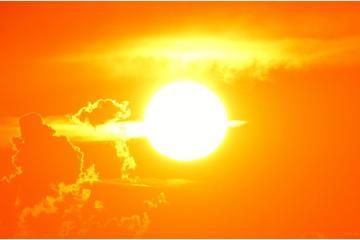 Ola de calor golpeará a Baja California a partir del martes