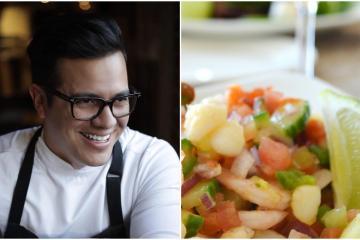 Chef tijuanense Ruffo Ibarra comparte receta para preparar ceviche...