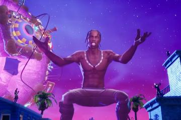 Demócratas quieren evento similar al de Travis Scott en Fortnite