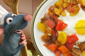 Disney Pixar comparte las recetas de comida que salen en sus...