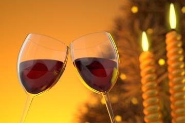 Expertos aseguran que beber una copa de vino antes de dormir ayuda...