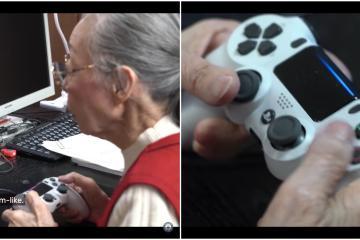 Abuela de 90 años es la gamer más anciana del mundo