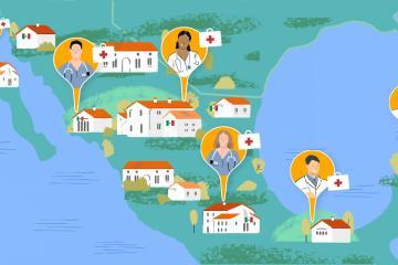 Airbnb da alojamiento gratis a trabajadores del IMSS