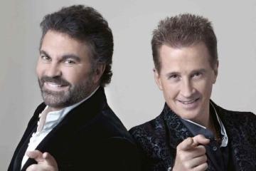 Emmanuel y Mijares ofrecerán hoy concierto con causa