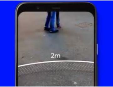 Conoce la nueva app de Google que mide tu sana distancia