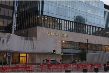 Tiroteo en Nordstrom deja varios heridos