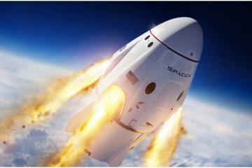 Mañana se lanza el SpaceX; aquí todos los detalles