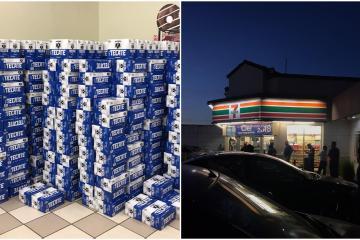 Tiendas y supermercados en Tijuana comienzan a surtirse de cerveza