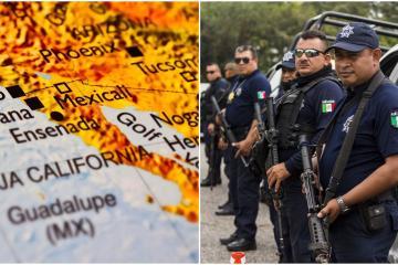 Baja California el estado menos pacífico de México y con más...