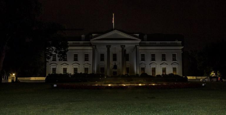 Donald Trump se refugió en búnker durante protestas en Washington DC