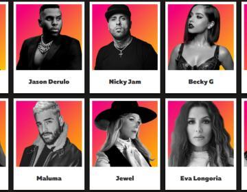 Artistas mundiales se unieron en concierto One Humanity Live