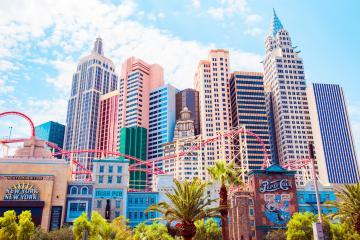 Regalan boletos de avión para que turistas visiten Las Vegas tras...