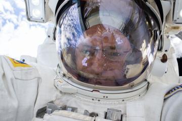 ¿Te estas volviendo loco en confinamiento? Este astronauta te...