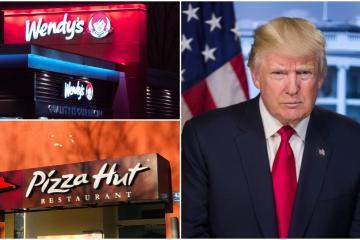 Taco Bell y Pizza Hut entre las franquicias que apoyan reelección...