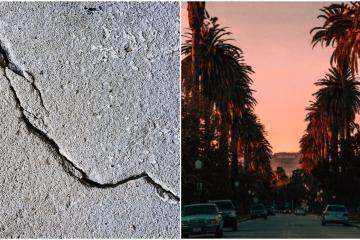 Temblor de 5.5 al sur de California