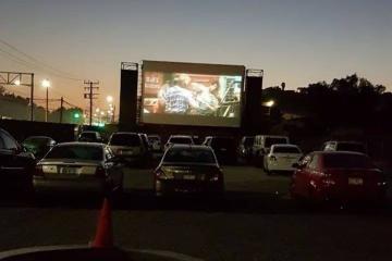 Autocinema de Tijuana se prepara para reapertura