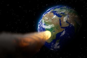 Enorme asteroide se aproximará a la Tierra el 6 de junio
