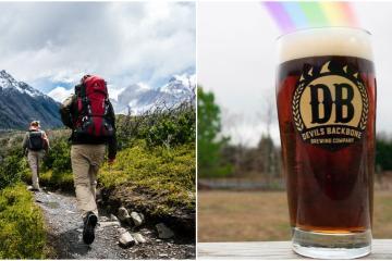 Cervecería te paga $20 mil dólares por hacer hiking y beber cerveza
