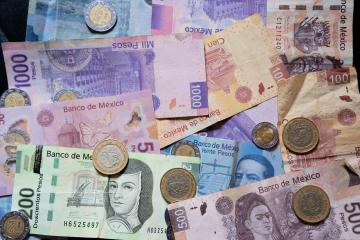 Por reapertura en EEUU, peso mexicano alcanza su mejor apreciación...