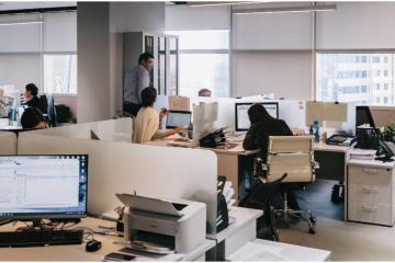 Más del 50% de los empleados han llegado crudos al trabajo; la...