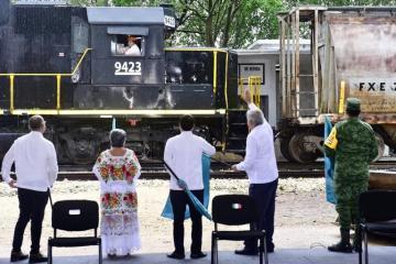 Tren Maya será de diesel, no eléctrico