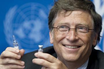 La  malévola y gran conspiración de Bill Gates es falsa, aseguran...