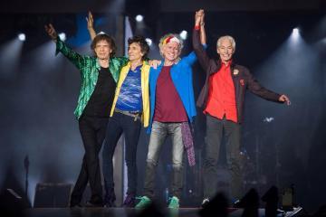 The Rolling Stones advierte a Trump de demanda por usar su música...