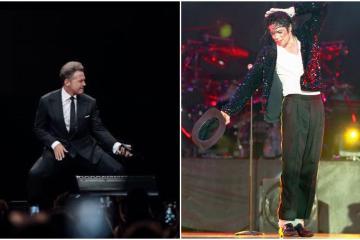 """Luis Miguel comparte """"dueto"""" con Michael Jackson"""
