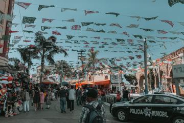 Frontera de Tijuana no instalará filtros sanitarios ante la...