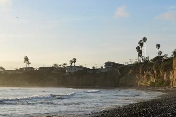 San Diego cerrará estacionamientos de sus playas