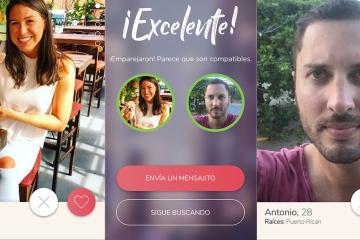 Promueven app para conseguir pareja latina durante la pandemia