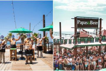 Alcaldesa de Rosarito permite apertura de Papas & Beer y otros...